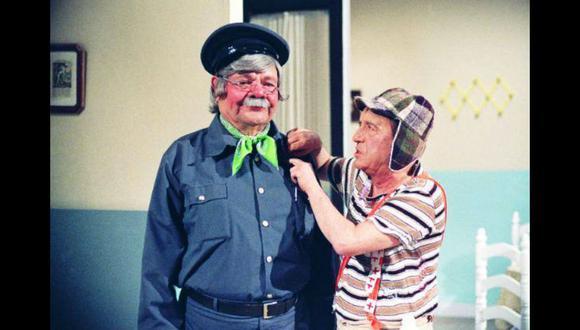 El cartero Jaimito fue interpretado por el actor Raúl 'El Chato' Padilla, desde 1979 hasta el final de la serie en 1992. (Foto: Facebook/ Chavo del 8).