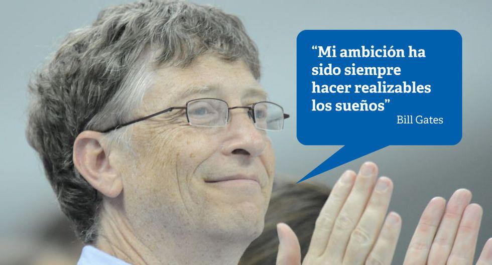 Bill Gates 12 Frases Que Resumen La Filosofía De Uno De Los