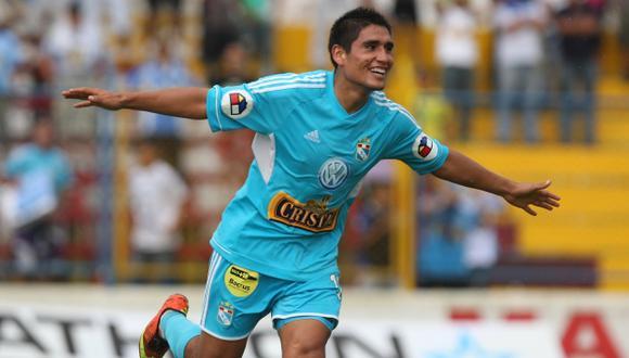 En Lima, Cristal ganó 2-0. (USI)