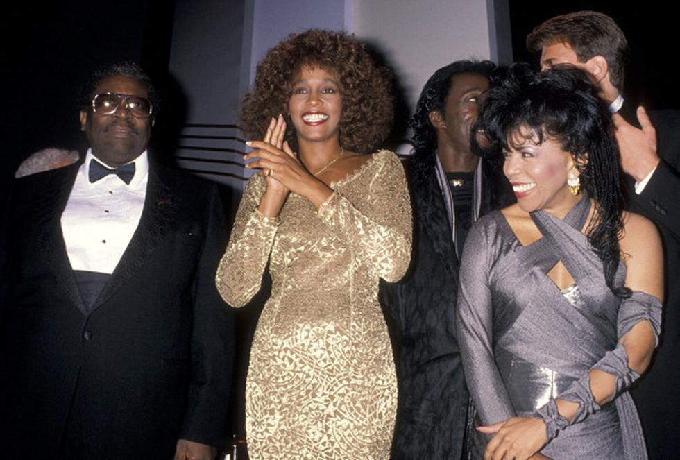 Whitney Houston. (Getty)