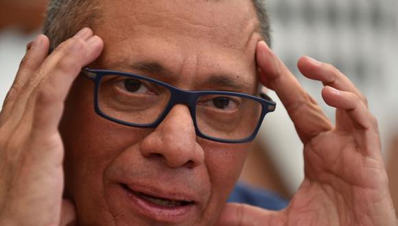 Ecuador: Corte Nacional de Justicia llamó a juicio al vicepresidente Jorge Glas. (EFE)