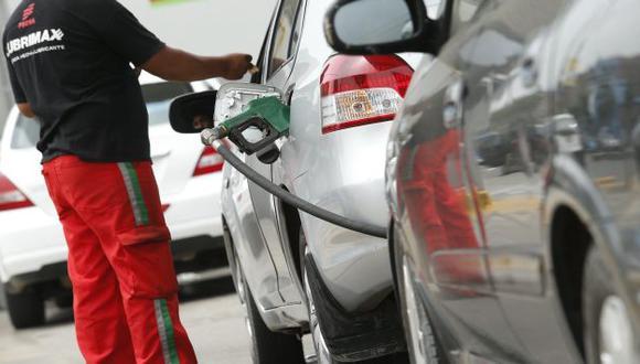 Precio de gasolina sigue alto. (César Fajardo)