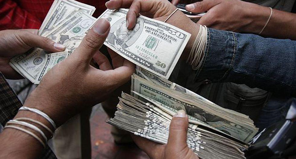 Cotización del billete verde sigue cayendo en el mercado local y mundial. (Perú21)