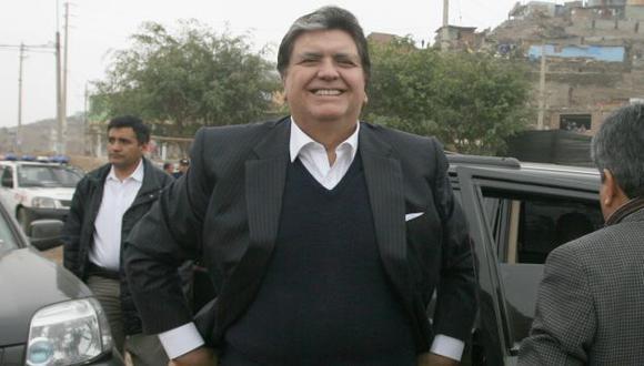 LO NINGUNEA. García dice que no peleará con el jefe de Estado. (Perú21)