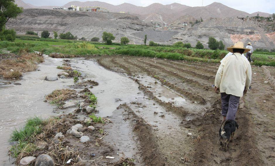 Mañana se realizará un paro agrario. Conveagro pide que el compromiso del Gobierno para que puedan atender sus demandas. (Foto: GEC)