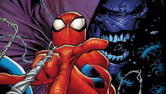 ¿Realmente Spider-Man murió en el último cómic de Marvel? (Foto: Marvel Comics)