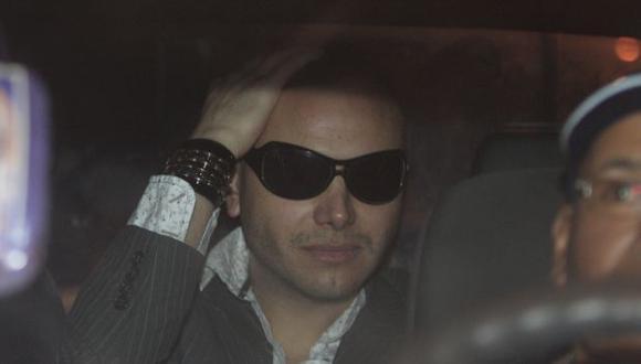 Cacho salió el pasado miércoles del penal San Jorge. (Martín Pauca)