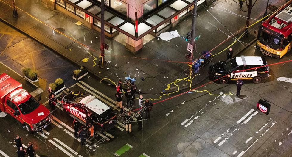 El sospechoso fue detenido y todo indica que es el responsable de dos ataques en el barrio neoyorquino de El Bronx. (Referencial/AP)