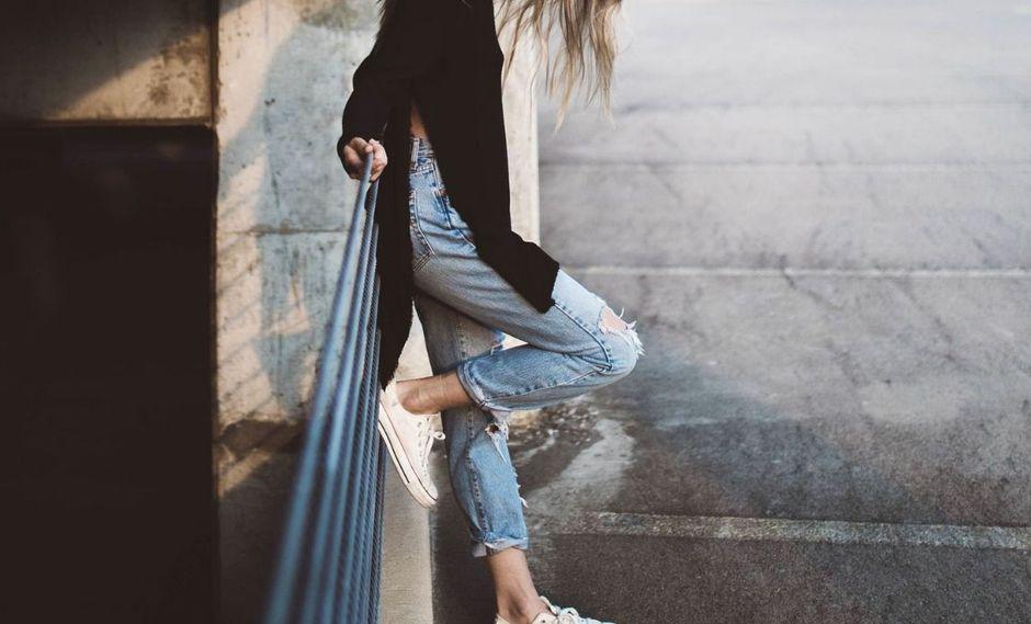 Para sacarle el provecho a tus jeans utiliza uno que se acomode a la forma de tu cuerpo. (Foto: Pixabay)