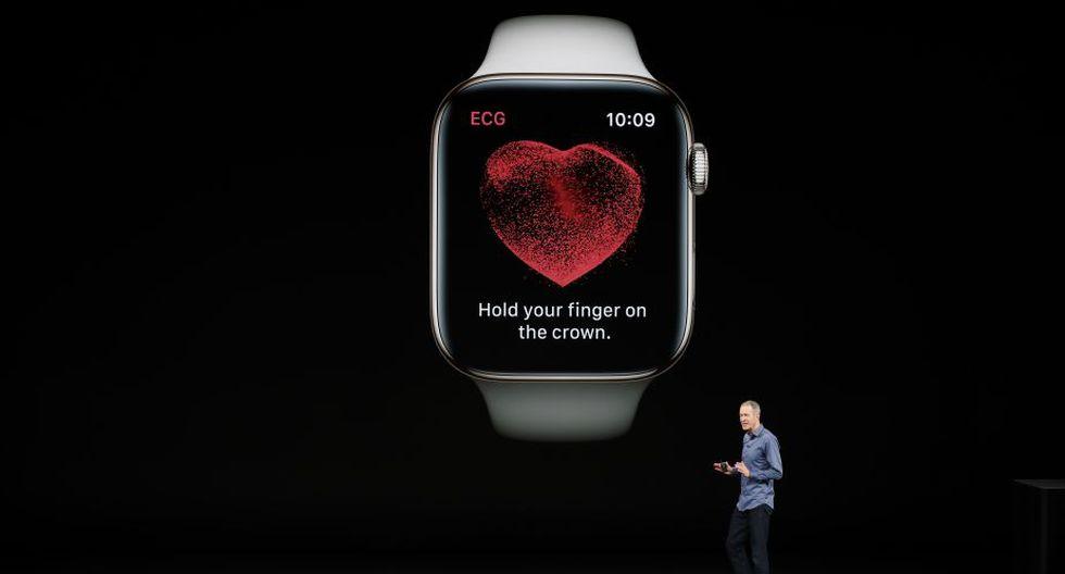 Tiene una pantalla un 30 % más grande que el anterior modelo. (Foto: Reuters)