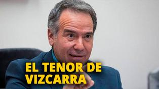 El tenor de Vizcarra [VIDEO]