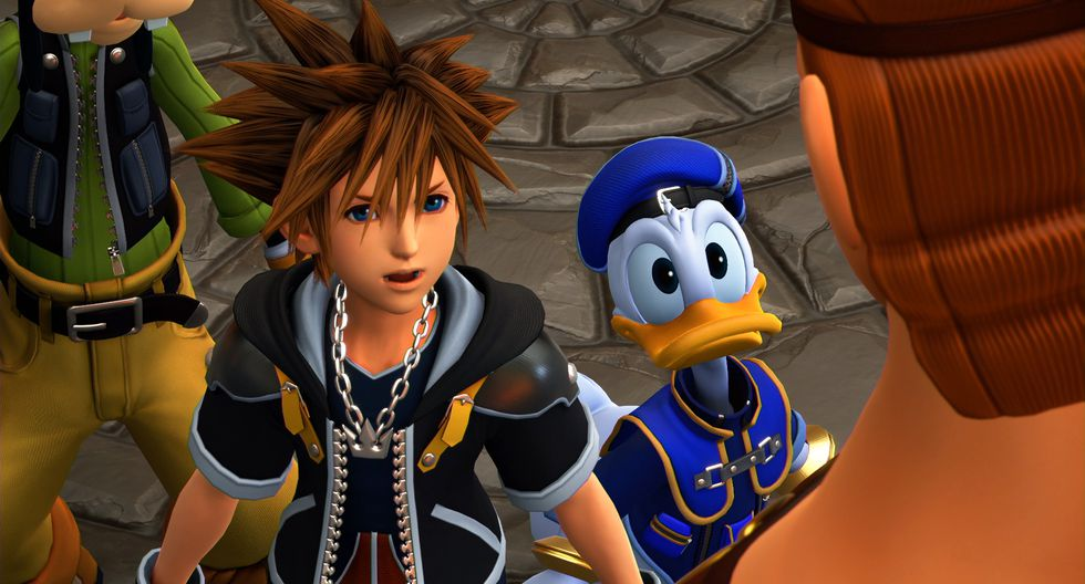 Kingdom Hearts Iii Square Enix Revela Nuevas Imagenes