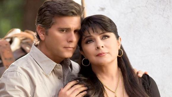 Ambos protagonizan la telenovela 'La Malquerida'. (Televisa)