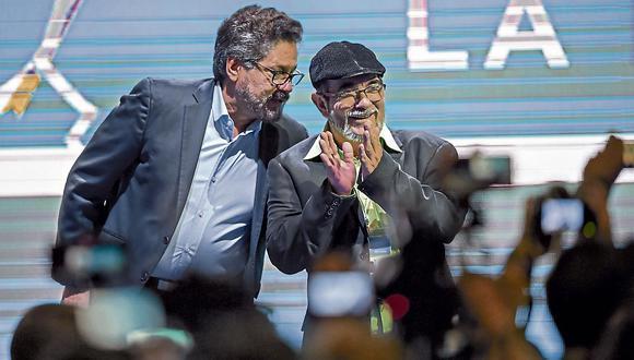 Las FARC (Agencias)