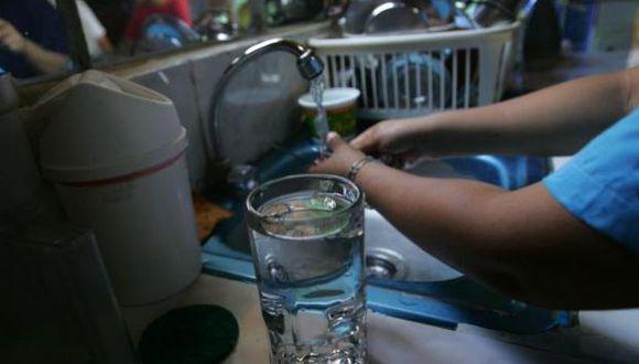 Sedapal anuncia corte de agua en el Callao. (Foto: GEC/Archivo)