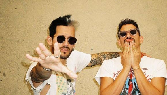 """Mau y Ricky estrenaron """"La Grosera"""", su nueva canción. (Foto: @mauyricky)"""