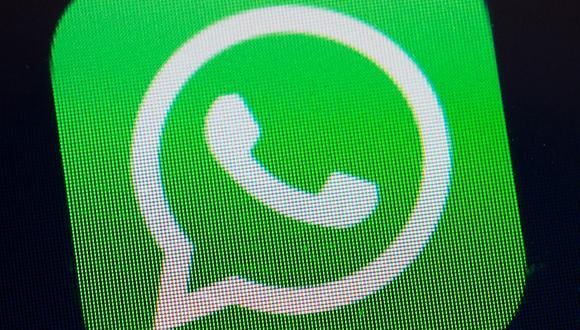 """WhatsApp ha querido dejar """"100% claro"""" que continua protegiendo la privacidad de los mensajes con encriptación de extremo a extremo. (Foto: AFP)"""