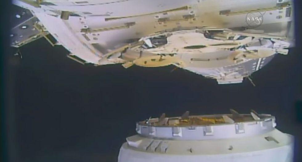 Cápsula Dragon llevó helado, ratones y el primer robot con IA a la Estación Espacial Internacional