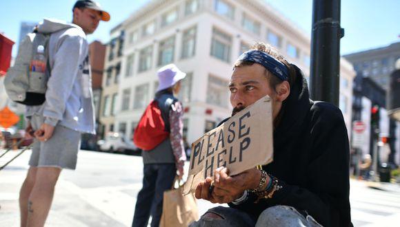 San Francisco es considerada una 'ciudad santuario' para las personas sin hogar. (Foto: AFP)