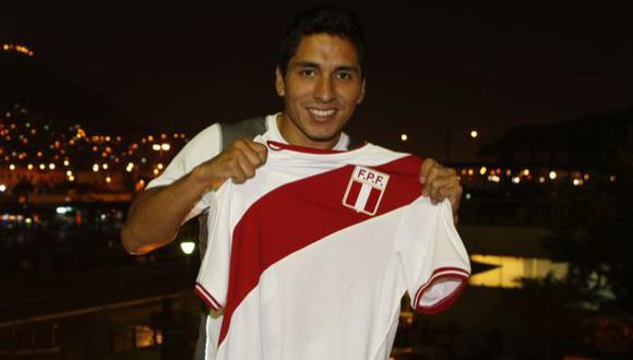 Vargas estará ante México. (USI)