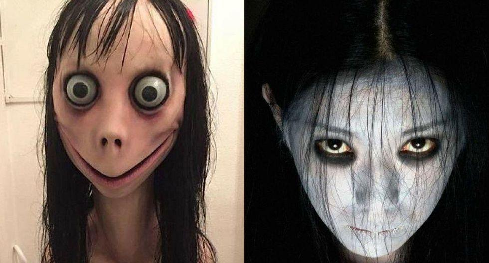 """'Momo' y Sadako, que ya había inspirado a la película """"El Aro"""". (Foto: Internet)"""