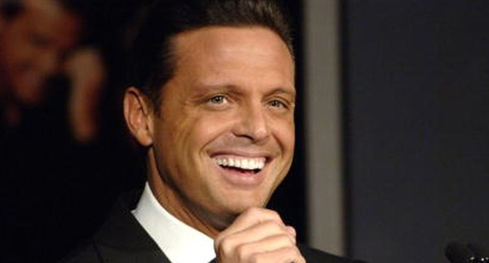 Luis Miguel (Getty Images)