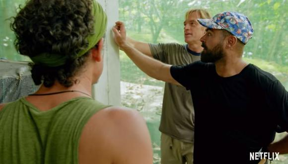 "La serie documental de Zac Efron llamado ""Down to earth"" se estrenó esta semana en Netflix. (Captura de pantalla)."