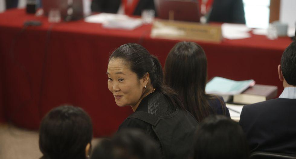 Keiko Fujimori (Mario Zapata/GEC)