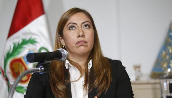 """Carlos Basombrío sobre Katherine Ampuero: """"Ha hecho cosas que perjudican al país"""". (Mario Zapata/Perú21):"""