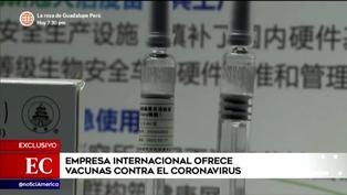 ¡Cuidado! Alertan sobre empresa internacional que ofrece vacunas contra el coronavirus