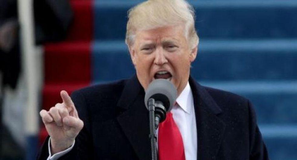 El mandatario de Estados Unidos, Donald Trump. (Foto: AFP)