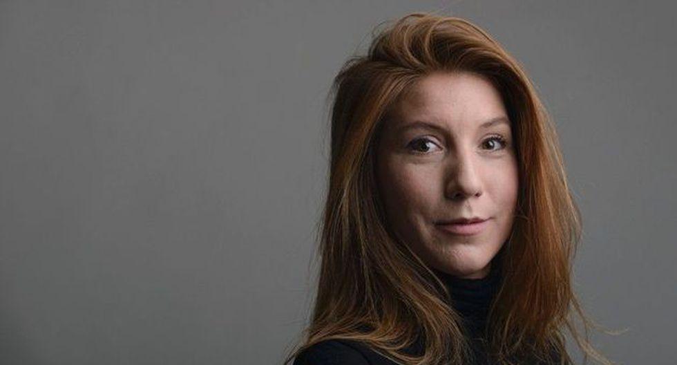 Periodista sueca desaparece en un submarino (Kim Wall)