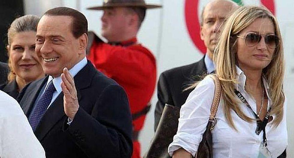 Silvio Berlusconi: Exsecretaria cae con 24 kilos de cocaína. (ABC.es)
