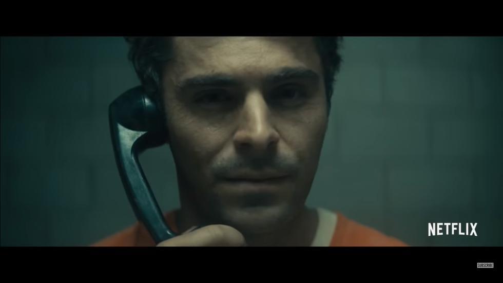 Netflix estrena tráiler de la película que protagoniza Zac Efron como el asesino en serie Ted Bundy (Fotos: Captura de pantalla)