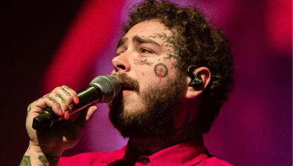 Post Malone domina las nominaciones para los Billboard Awards 2020. (Foto: SUZANNE CORDEIRO / AFP)