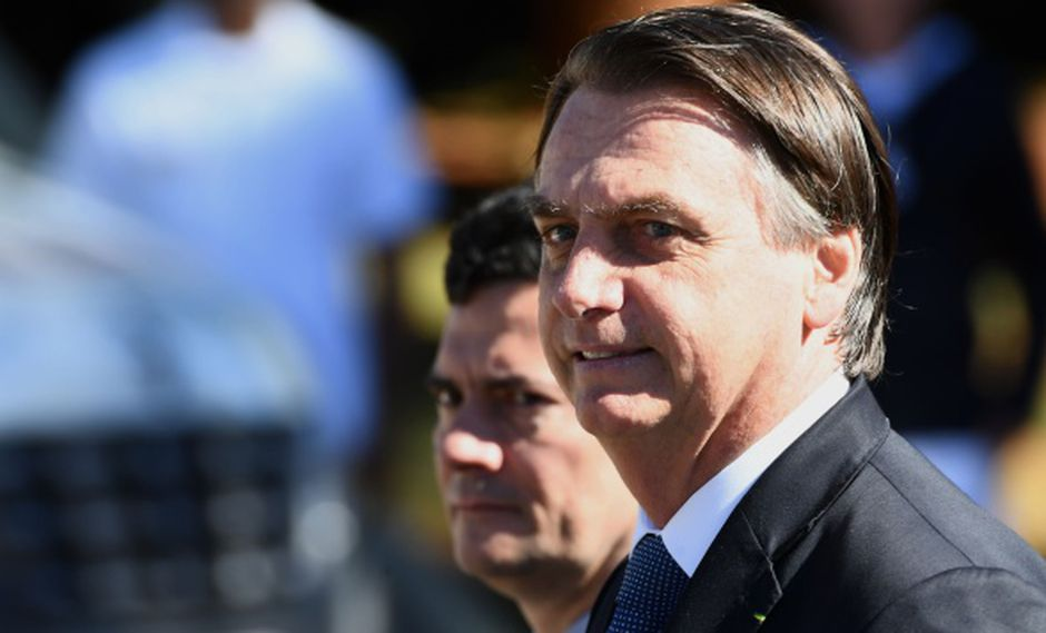 """""""Hay una invitación oficial y la previsión de que él participe el viernes en la apertura de la Copa América"""", dijo el portavoz presidencial. (Foto: AFP)"""
