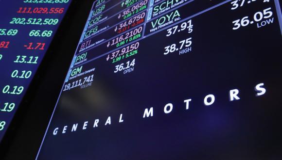Las amenazas de Donald Trump contra General Motors motivaron la caída de las acciones de la compañía en 2.55%.  (Foto: AP)