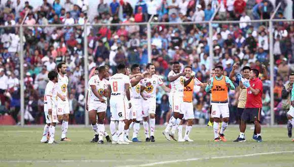 Ayacucho FC vs. Real Garcilaso se enfrentan en la Liga 1. (Foto: GEC)