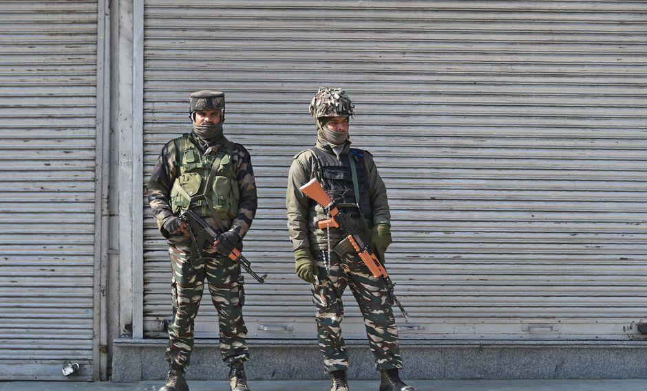 Las tensiones aumentan entre India y Pakistán. (Foto: AFP)