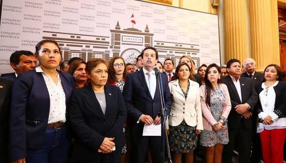 (Congreso de la República)