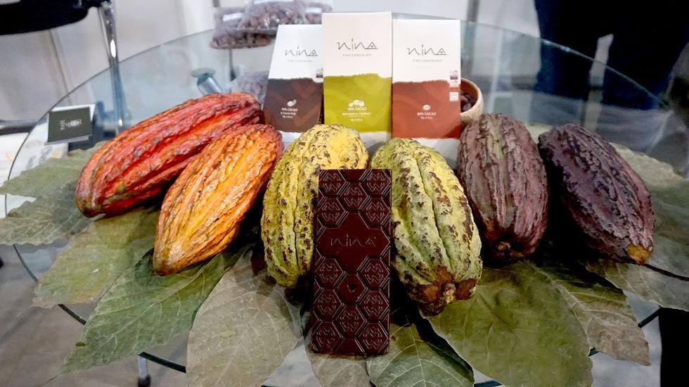 Décimo Salón del Cacao y Chocolate apunta a ser la mayor vitrina del chocolate peruano. (Difusión)