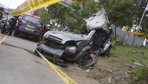 Accidente de tránsito
