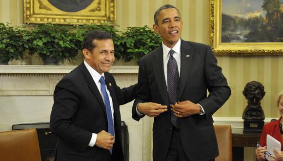 Acordaron impulsar comercio. (Andina)