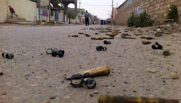 Al Qaeda: Mueren 75 miembros en el oeste de Irak. (EFE)