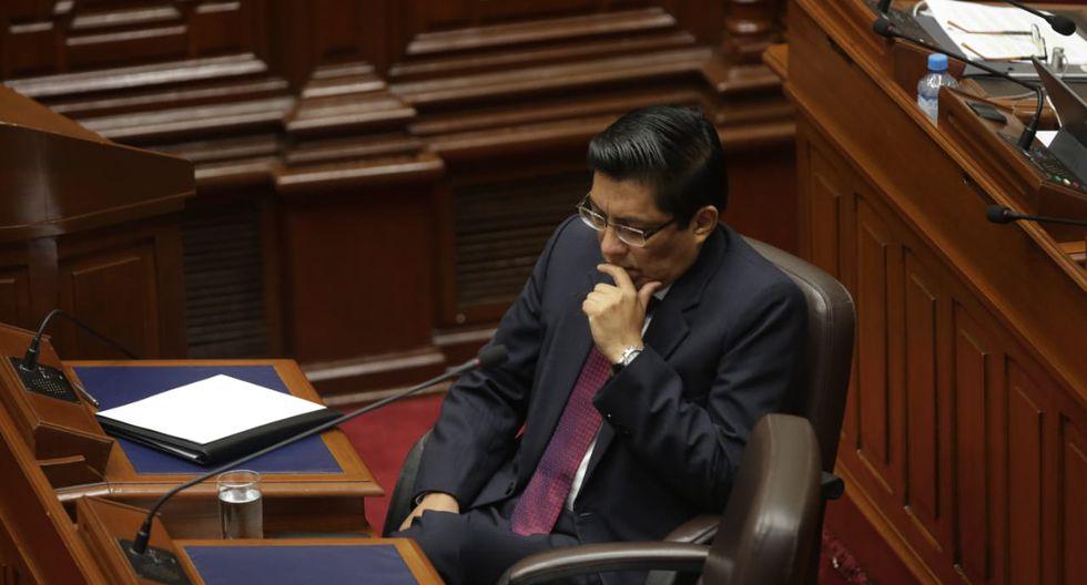 Agregó que existe confusión [en el Congreso] entre las funciones del Ministerio Público y la procuraduría. (Foto: Anthony Niño De Guzmán / GEC)
