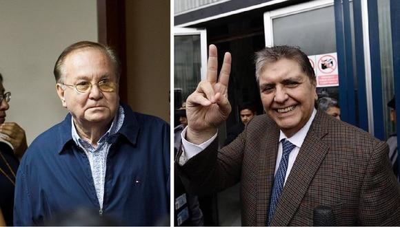 El exsecretario de presidencia, Luis Nava, reveló que dinero de Odebrecht se empleó para el cumpleaños de Alan García en 2008. (Foto: EFE | Gesac)
