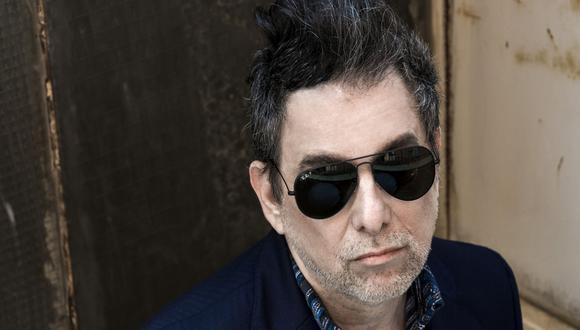 Andrés Calamaro revisa sus éxitos desde el bolero. (Foto: Universal Music Group).