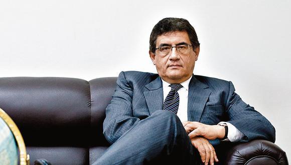 Juan Sheput Moore. Congresista de Peruanos por el Kambio. (Perú21)
