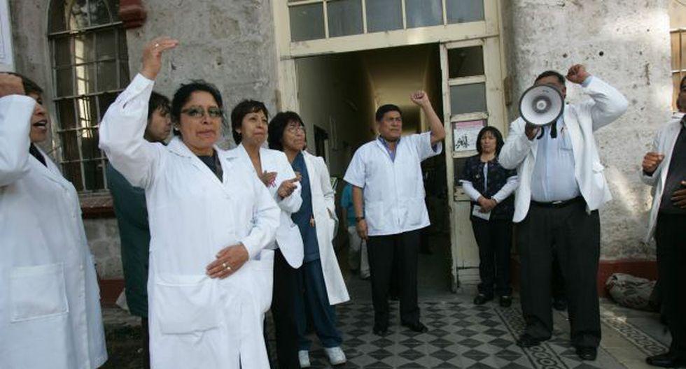 Médicos del Ministerio de Salud dejarán de lado protestas ante aprobación del nombramiento. (Perú21)