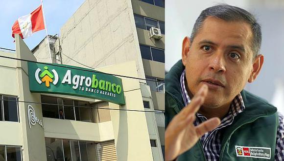Las deudas de Agrobanco ascienden a casi 800 millones de soles. (Fotos: USI)